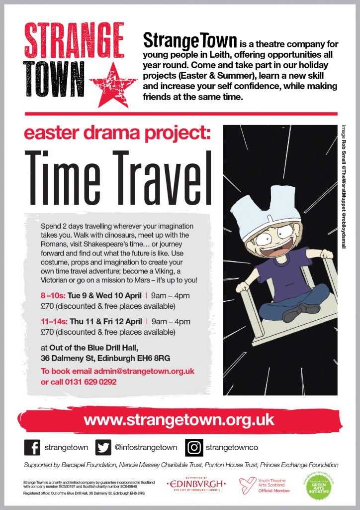 Strange Town Easter Projects- booking now open - Strange Town